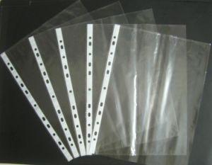 11 Holes A4 Sheet Protector/Refill Folder (NL-020)