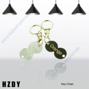 High Quality Zinc Alloy Token