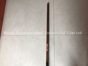 Long Wood Handle Brown Color Handle Shovel pictures & photos