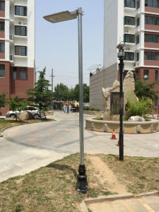 60 Watts 2 Years Warranty All in One Solar Street Light pictures & photos