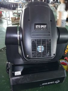 China PRO Spot Moving Head 575 Moving Head for Stage Lighting DJ Disco Stage Performance (HL-575) pictures & photos