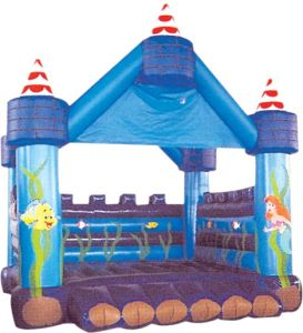 Inflatable Castle/Bouncer (IN-012)
