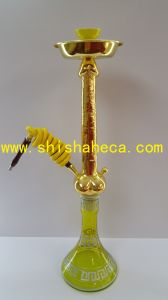 Factory Outlets Zinc Alloy Nargile Smoking Pipe Shisha Hookah pictures & photos