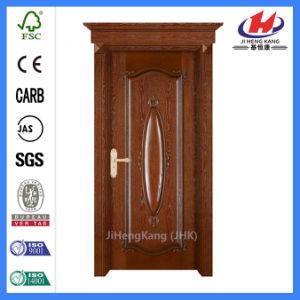 Jhk-003 3 Panel Interior Doors Home Interior Doors Beech Veneer Doors pictures & photos