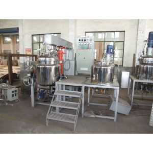Tilting Vacuum Homogeneity Emulsifier (KRH)