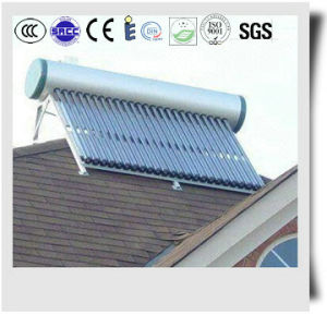 Heat Pipe Pressure Solar Heater 200L pictures & photos