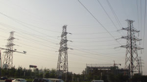 Angle Steel Tower Galvanized Transmission Tower