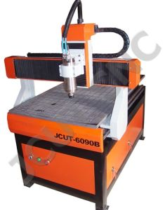 Metal/Wood/Stone Engraving CNC Router (JCUT-6090B)