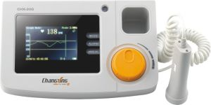 Fetal Doppler (color LCD) pictures & photos