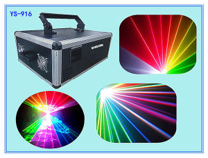 Animation High Power 5000MW Disco Light RGB Laser (YS-916) pictures & photos