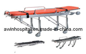 Automatic Loading Stretcher for Ambulance Car(WW-3B) pictures & photos