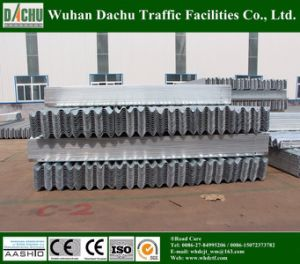 Traffic Safety Hot DIP Galvanized Guardrail pictures & photos