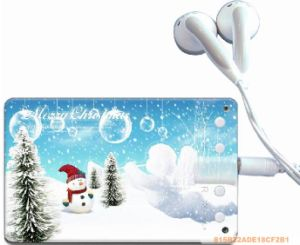 Slim Card MP3 Player, Name Card MP3