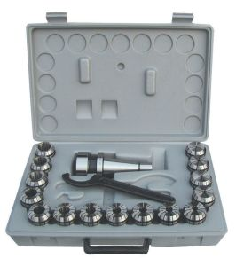 Collet Chuck Metric Set