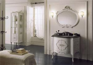 Solid Wood PVC MDF Vanity Unit Bathroom Cabinet