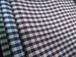 Cotton Yarn Dyed Winkle Free Herringbone Check for Shirt pictures & photos