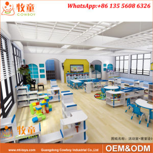 Kids Child Daycare Wooden Furniture Beds Set for Sale pictures & photos