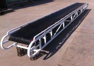 10m 15m 20m 100m Grain Belt Conveyor pictures & photos