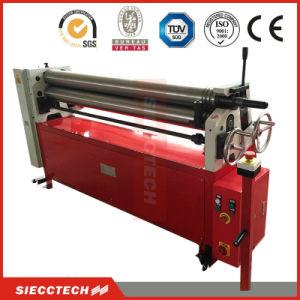 W11f-6X2000 Mechanical 3-Roller Asymmetric Plate Rolling Machine/ Plate Rolling Machine pictures & photos