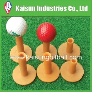 Rubber Golf Tee (KS-TEE-003)