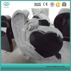 Shanxi Black/G603/Aurora/G654/American Customized Gravestone for Monument Grave pictures & photos