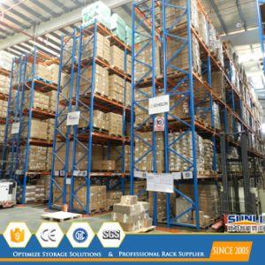 Q235 Steel Warehouse Heavy Duty Metal Storage Pallet Rack pictures & photos