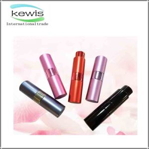 Promotional Items Five Colors Refillable Perfume Bottle pictures & photos