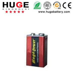 3V Limno2 Battery/Primary Lithium Battery Cr9V pictures & photos