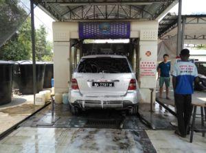 Automatic Tunnel Vehicles Wash Machine, Car Wash Machine pictures & photos