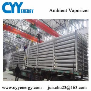 Lox/Lin/Lar High Pressure Ambient Air Vaporizer for Pipeline pictures & photos