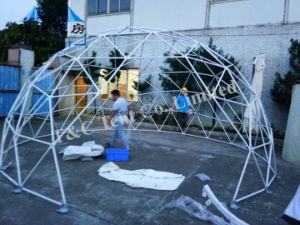All Kinds of Geodesic High Quality Dome Tent with SGS pictures & photos