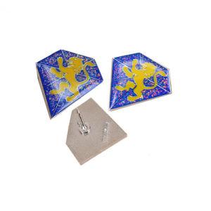Promotional Custom Enamel Metal Lapel Pin Badge, Pin or Magnetic Back (YB-P-042) pictures & photos