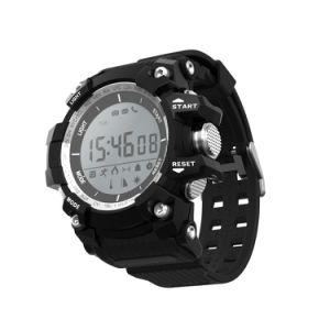 1.1 Inch LCD Screen Sleep Monitor Smart Watch pictures & photos