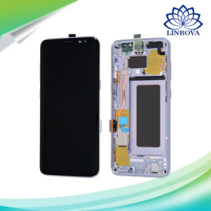 LCD Replacement Screen with 3D Touch Digitizer for Samsung S8 pictures & photos