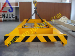 20&40 Feet Semi-Automatic Container Spreader for Container Lifting pictures & photos