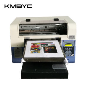 Kmbyc A3 Size T-Shirt Textile Printing Machine Printer Prices pictures & photos
