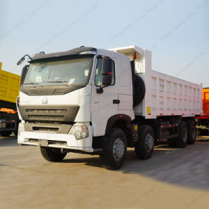 Intelligent 12wheels Dump/Tipper Truck HOWO A7 in Philippines pictures & photos