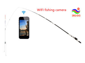2017 Patented Fish Finder WiFi Video Box with Small Underwater Camera Vis Fish 4 pictures & photos