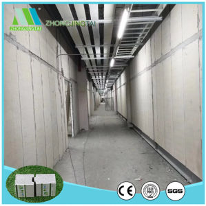 Sound Insulation Lightweight EPS Cement Sandwich Wall Panel pictures & photos