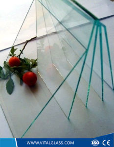 1.5mm, 1.8mm, 2mm, 2.5mm. 3mm Clear Sheet Glass with CE&ISO9001 pictures & photos