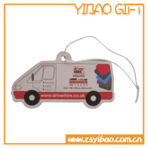 Hot Sale Customized Shape Air Freshener for Car pictures & photos