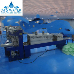 Automatic Plastic Film Stretch Shrink Wrapping Packing Machine for Bottle pictures & photos