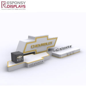 New Style Wooden Logo Block Units Display pictures & photos