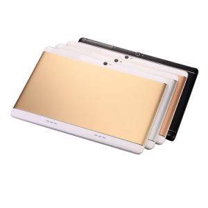 10 Inch Android IPS 16GB 32GB Multi Touch Display 3G Phone PC Tablet pictures & photos