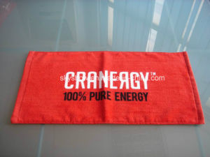 100% Cotton Custom Printed Bar Towel (SST3001) pictures & photos