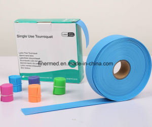 First Aid Emergency Disposable Latex Free Elastic Medical Tourniquet pictures & photos