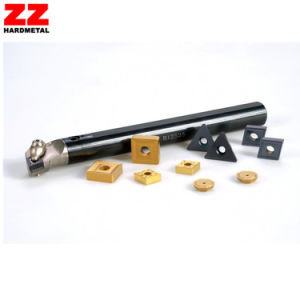 Zps 251 Steel Cutting Carbide Turning Insert pictures & photos