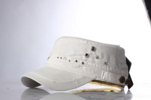 New Fashion Military Caps with Shinning Stones pictures & photos