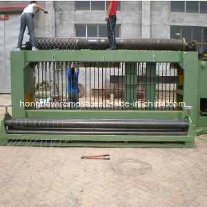 China Gab420 Automatic Hexagonal Gabion Box Wire Mesh Machine (XM3-21) pictures & photos