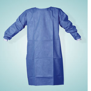 Disposable Medical Gown /Surgical Gown/ Islation Gown pictures & photos